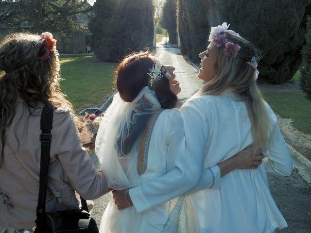 Le mariage de Lucas et Jade à Quesmy, Oise 41