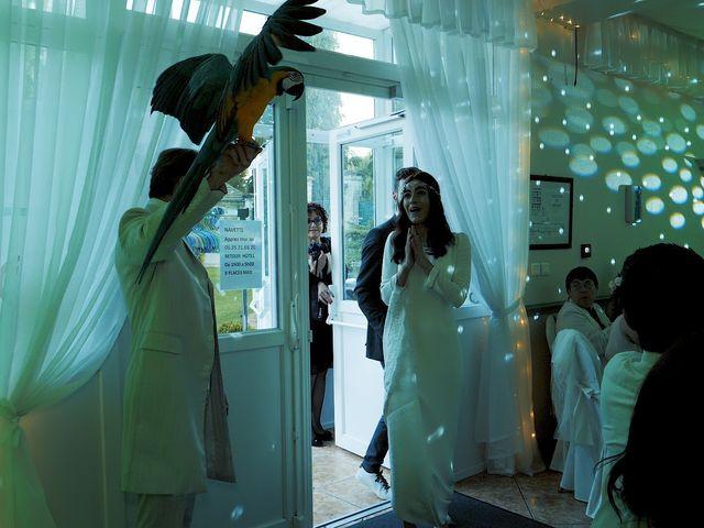Le mariage de Lucas et Jade à Quesmy, Oise 47