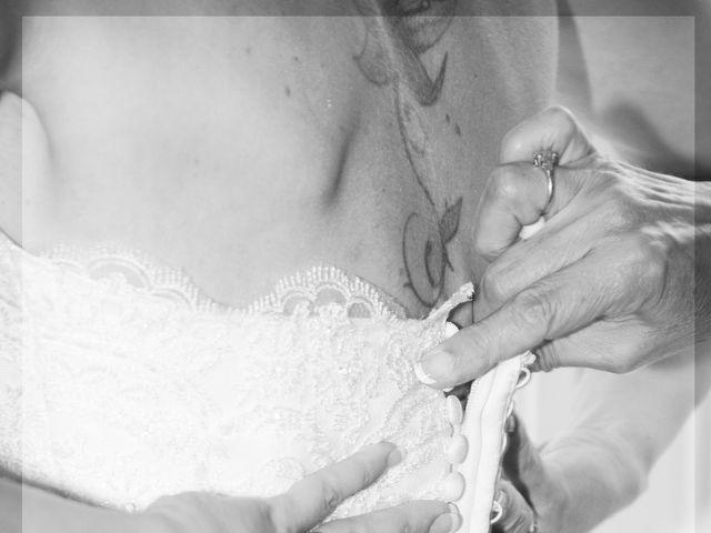 Le mariage de Valentin et Elodie à Excideuil, Dordogne 4
