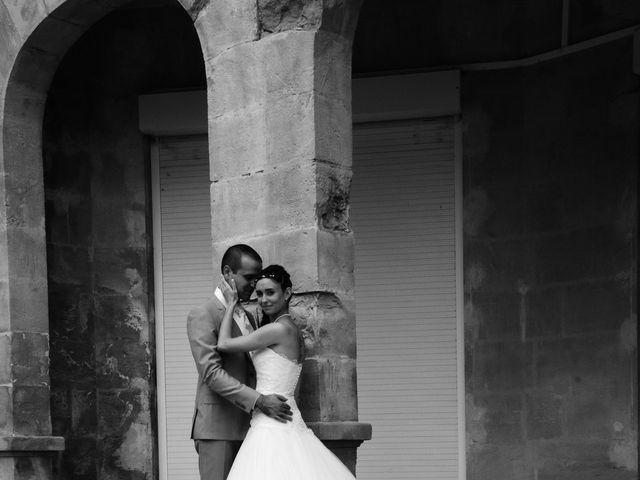 Le mariage de Valentin et Elodie à Excideuil, Dordogne 7