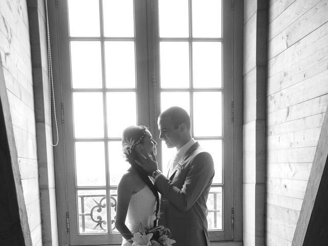 Le mariage de Elodie et Valentin