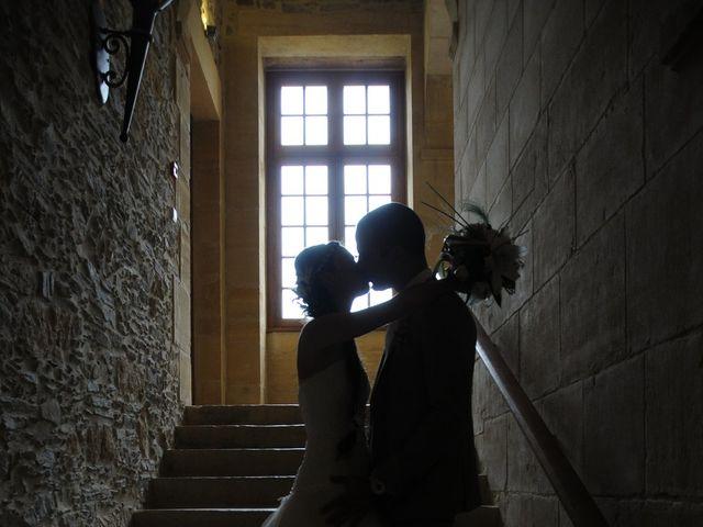 Le mariage de Valentin et Elodie à Excideuil, Dordogne 8