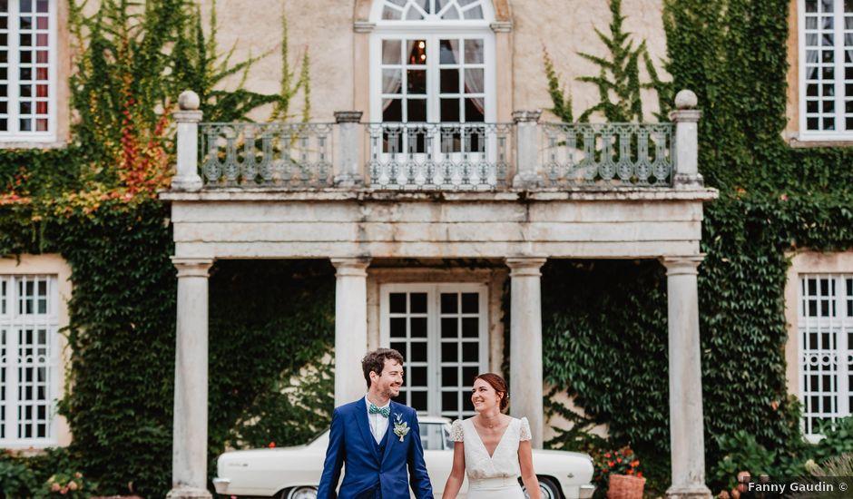 Le mariage de Benjamin et Marie à Lyon, Rhône