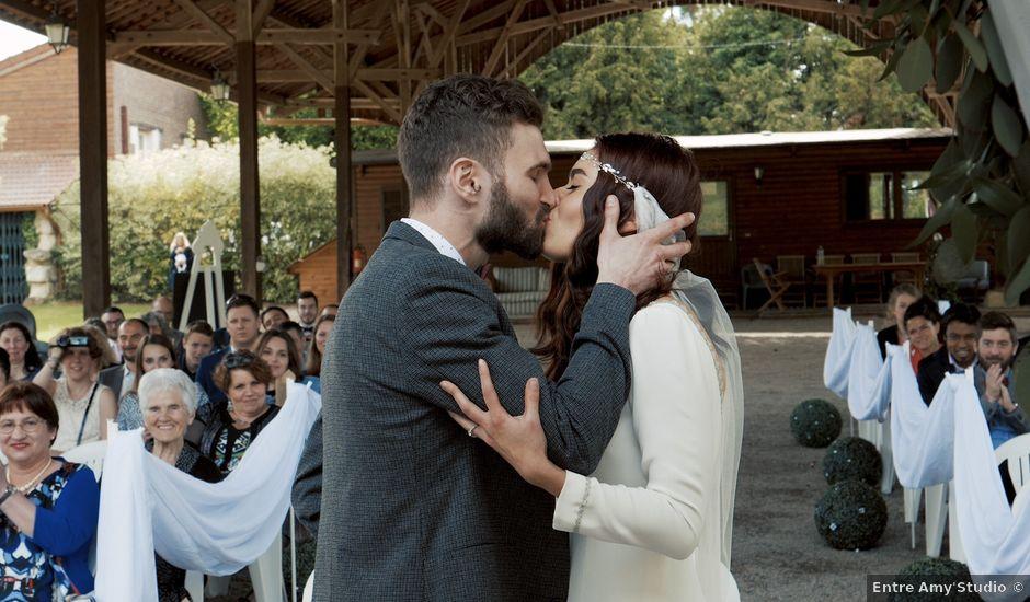 Le mariage de Lucas et Jade à Quesmy, Oise