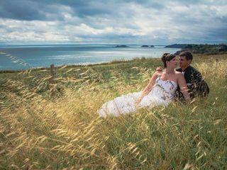 Le mariage de Nolwenn  et Briand