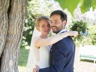 Le mariage de Caroline et Charles