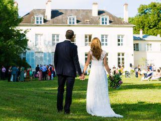 Le mariage de Esther et Paul