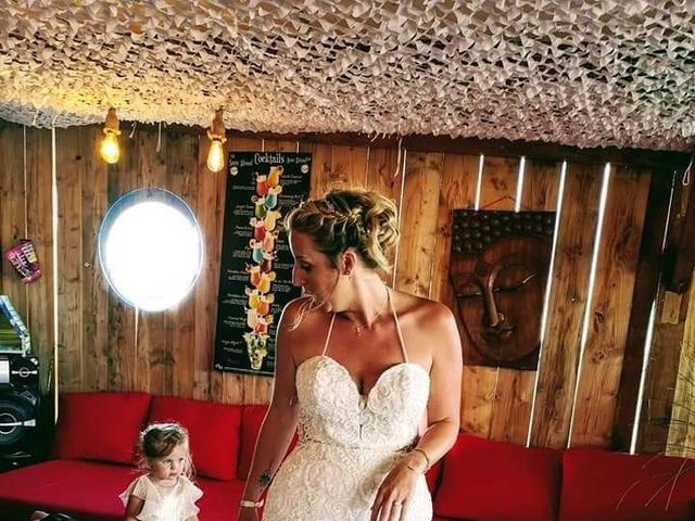 Le mariage de Jennifer  et Clément   à Gruissan, Aude 3