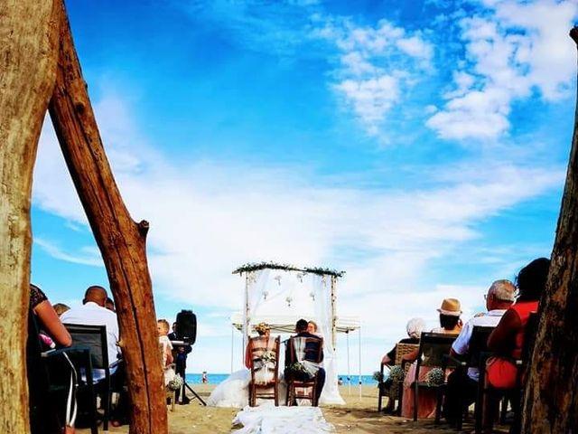 Le mariage de Jennifer  et Clément   à Gruissan, Aude 12