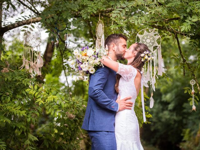 Le mariage de Lucile et Benoît