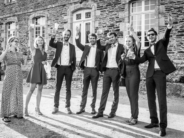 Le mariage de Benoît et Lucile à Ploemeur, Morbihan 10