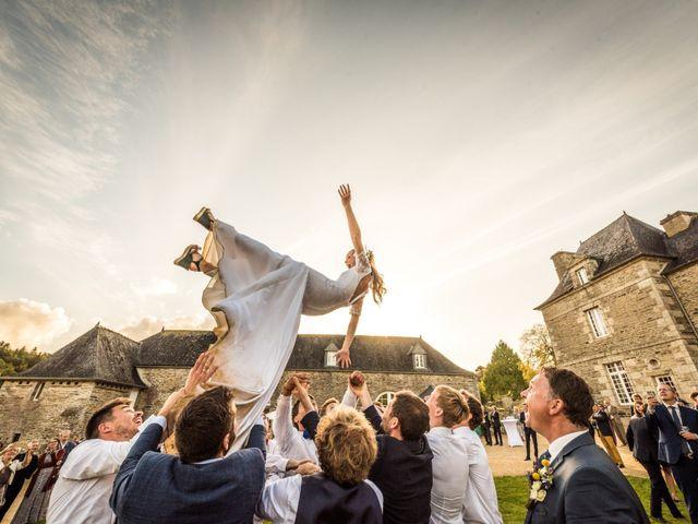 Le mariage de Benoît et Lucile à Ploemeur, Morbihan 14