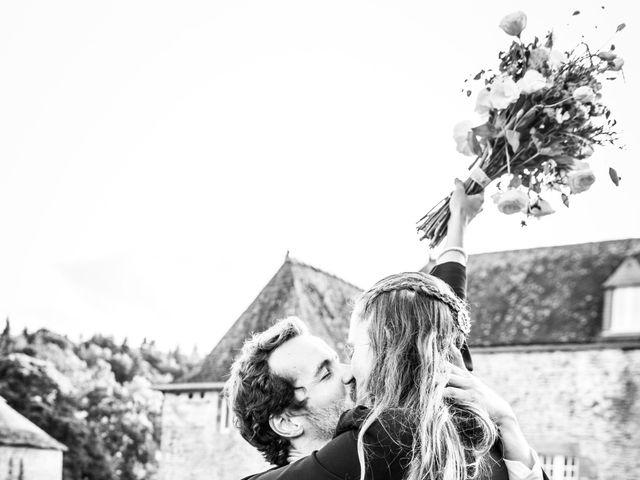 Le mariage de Benoît et Lucile à Ploemeur, Morbihan 15