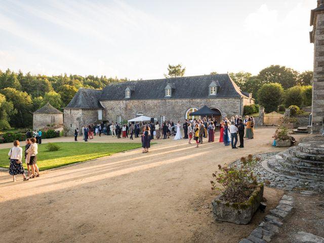 Le mariage de Benoît et Lucile à Ploemeur, Morbihan 17
