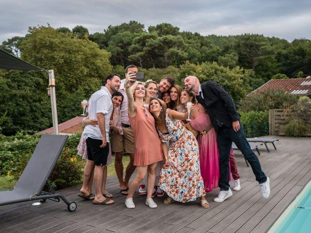 Le mariage de Stéphane et Pauline à Biarritz, Pyrénées-Atlantiques 35