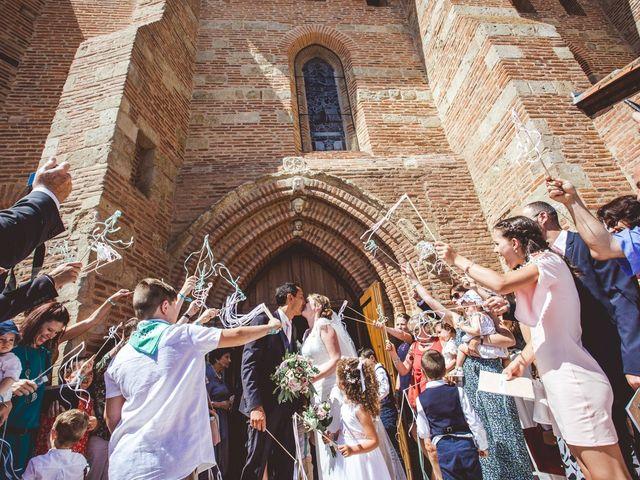 Le mariage de Guillaume et Bénédicte à Launac, Haute-Garonne 32