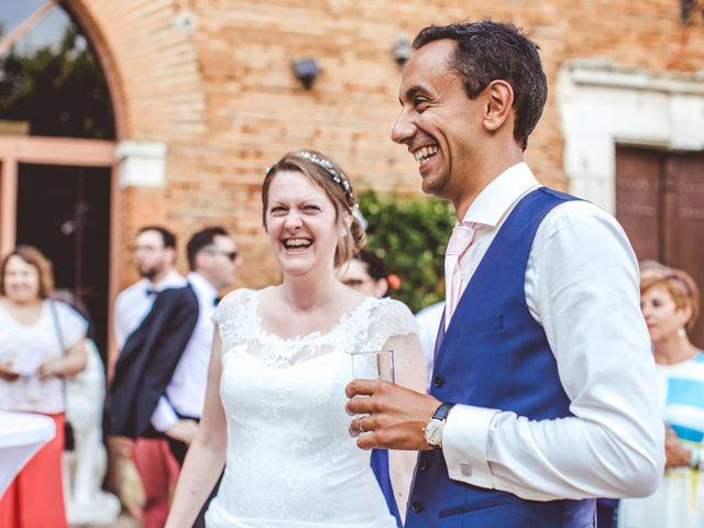 Le mariage de Guillaume et Bénédicte à Launac, Haute-Garonne 42