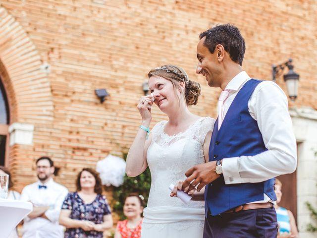Le mariage de Guillaume et Bénédicte à Launac, Haute-Garonne 44