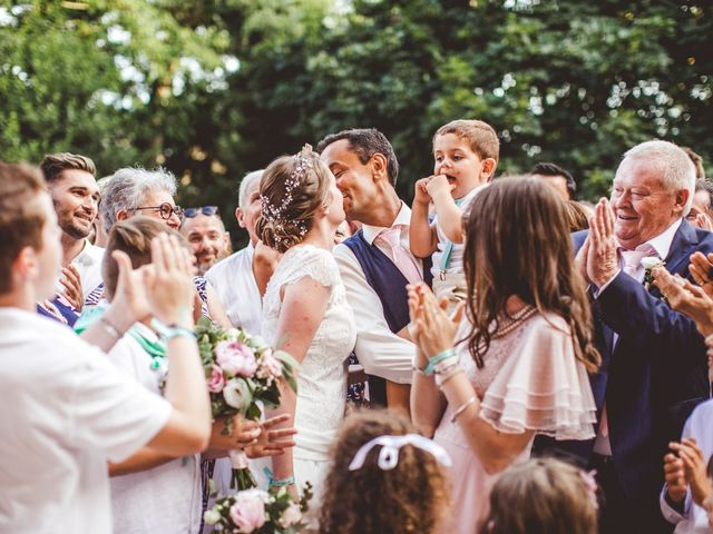 Le mariage de Guillaume et Bénédicte à Launac, Haute-Garonne 49
