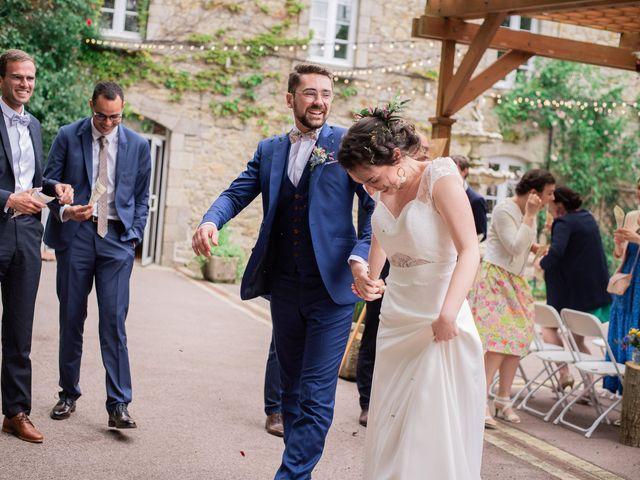 Le mariage de Benjamin et Audrey à Brest, Finistère 9