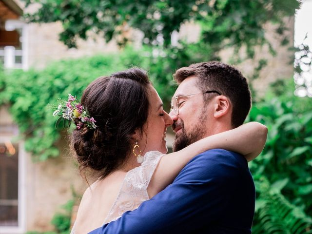 Le mariage de Benjamin et Audrey à Brest, Finistère 12