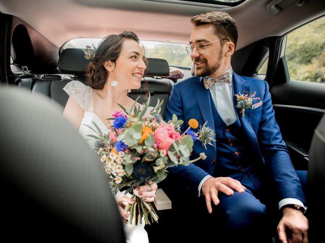 Le mariage de Benjamin et Audrey à Brest, Finistère 19