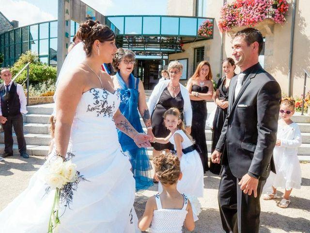 Le mariage de Briand  et Nolwenn  à Trigavou, Côtes d'Armor 6