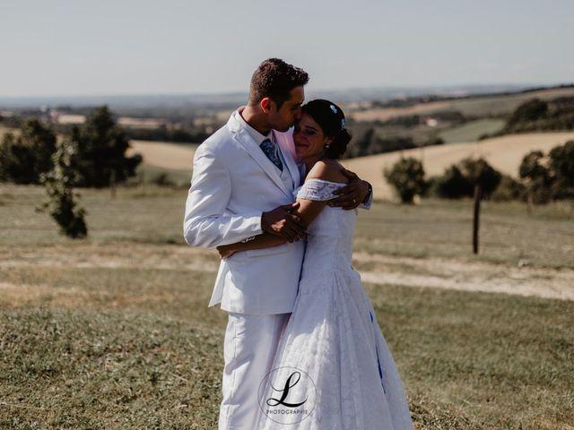 Le mariage de Stéphanie  et Geoffroy