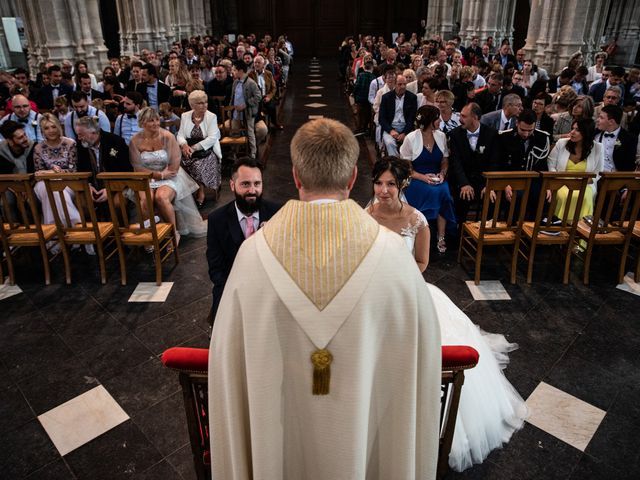 Le mariage de Jordan et Amélia à Dunkerque, Nord 45