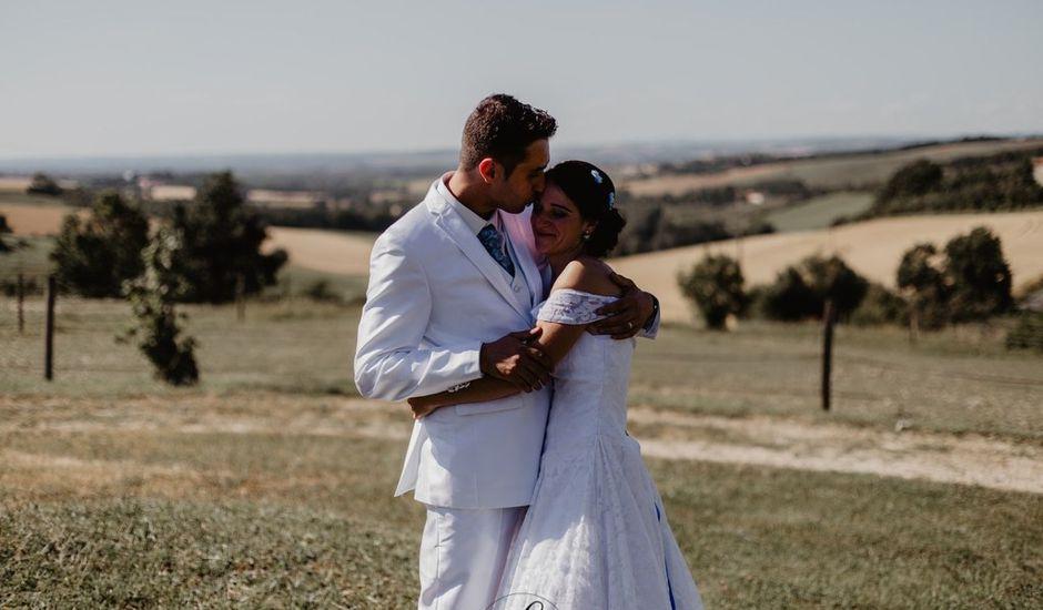 Le mariage de Geoffroy  et Stéphanie  à Lavaur, Tarn