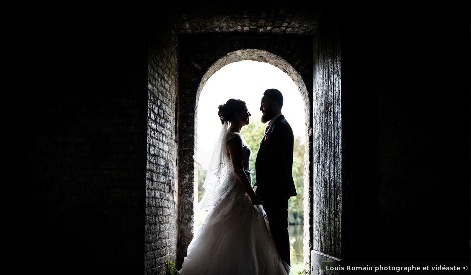 Le mariage de Jordan et Amélia à Dunkerque, Nord