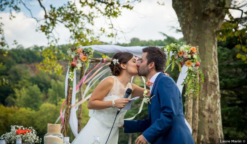 Le mariage de Jacques et Virginie à Toulouse, Haute-Garonne