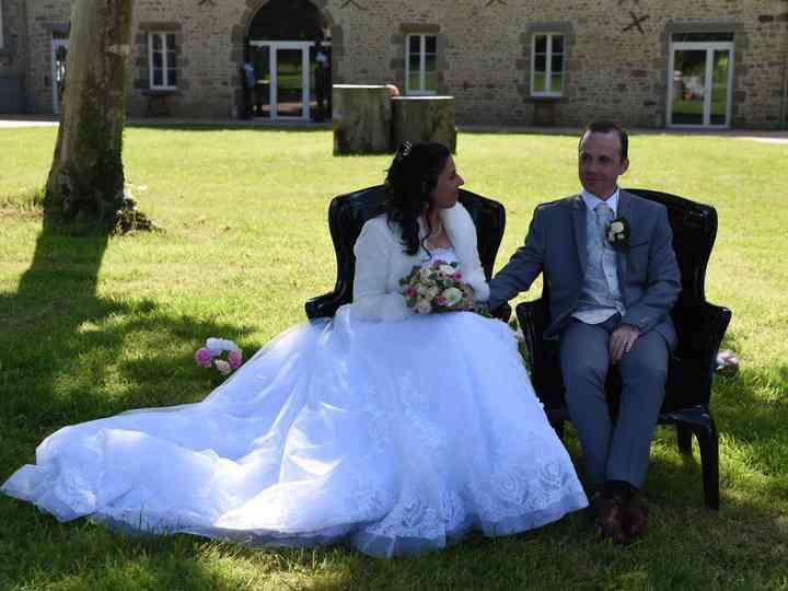 Le mariage de Irina et Sébastien