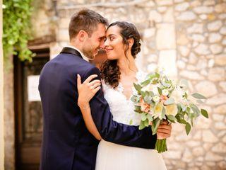Le mariage de Ghislaine et Guillaume