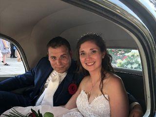 Le mariage de Gwendoline  et Baptiste  2