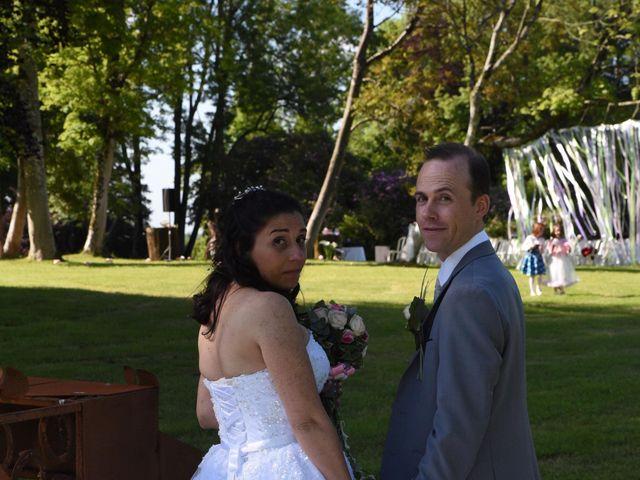 Le mariage de Sébastien et Irina à Saint-Jean-des-Champs, Manche 3