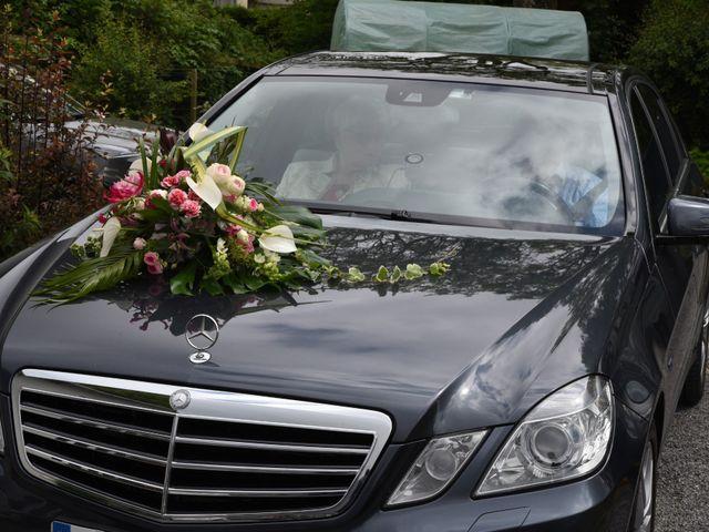 Le mariage de Sébastien et Irina à Saint-Jean-des-Champs, Manche 2