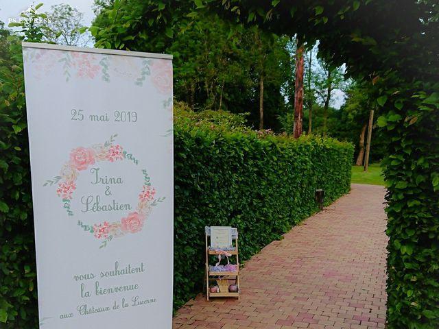 Le mariage de Sébastien et Irina à Saint-Jean-des-Champs, Manche 6