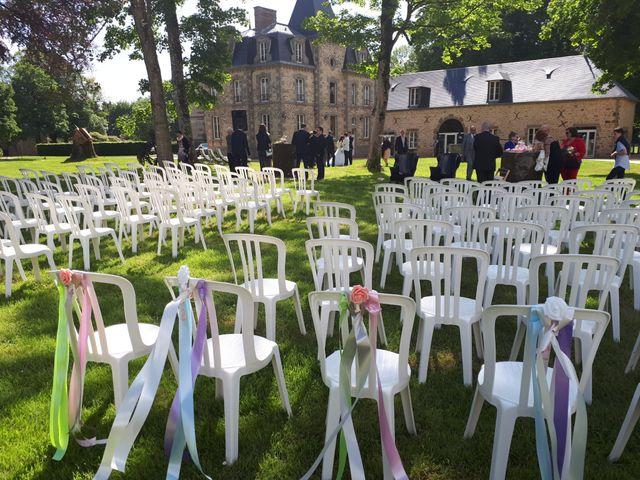 Le mariage de Sébastien et Irina à Saint-Jean-des-Champs, Manche 8