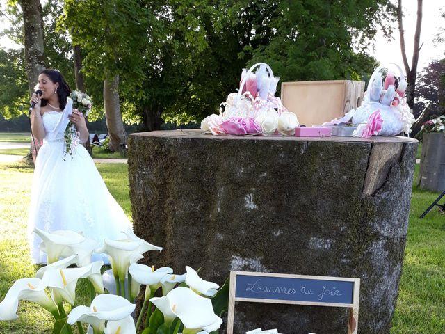 Le mariage de Sébastien et Irina à Saint-Jean-des-Champs, Manche 11