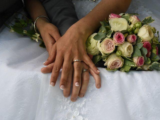 Le mariage de Sébastien et Irina à Saint-Jean-des-Champs, Manche 13