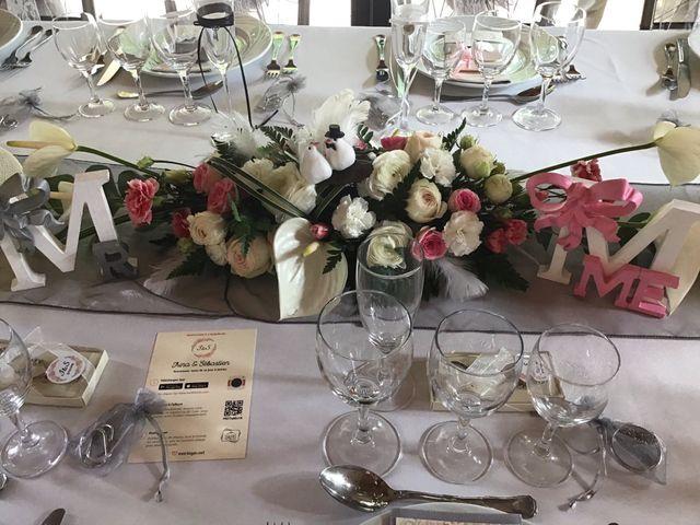 Le mariage de Sébastien et Irina à Saint-Jean-des-Champs, Manche 19