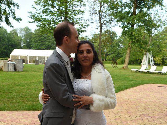 Le mariage de Sébastien et Irina à Saint-Jean-des-Champs, Manche 22