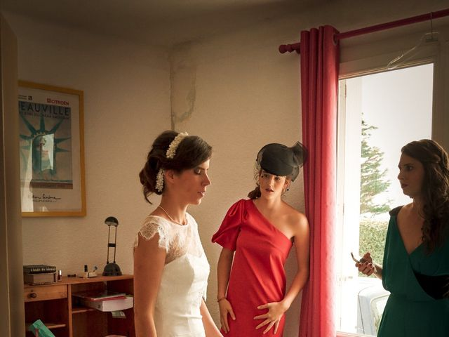 Le mariage de Victor et Isabelle à Tréguier, Côtes d'Armor 18