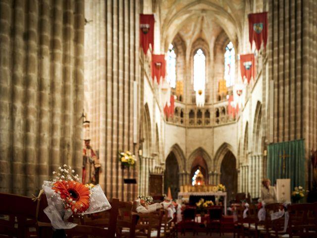 Le mariage de Victor et Isabelle à Tréguier, Côtes d'Armor 26