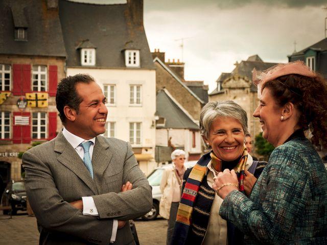 Le mariage de Victor et Isabelle à Tréguier, Côtes d'Armor 34