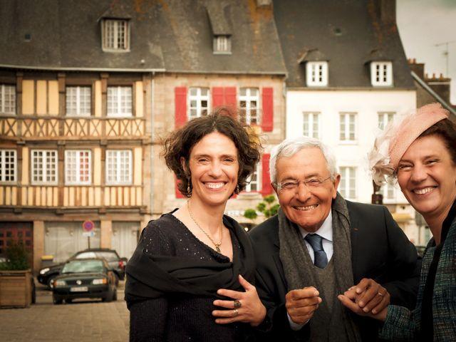 Le mariage de Victor et Isabelle à Tréguier, Côtes d'Armor 36