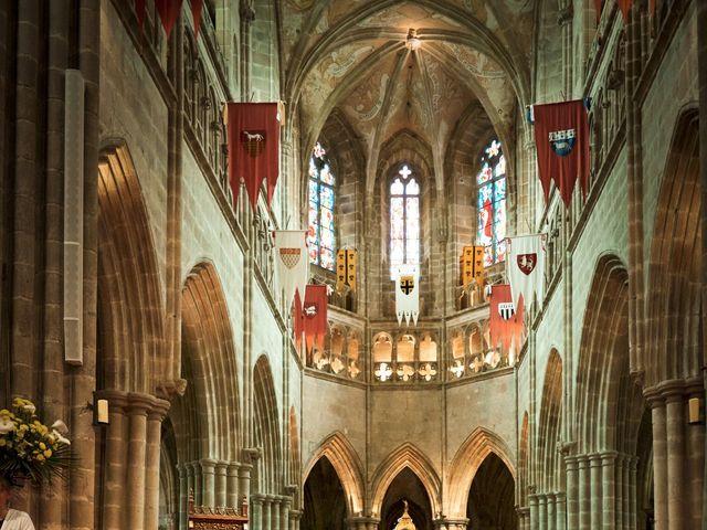 Le mariage de Victor et Isabelle à Tréguier, Côtes d'Armor 46