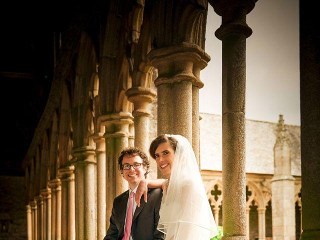 Le mariage de Victor et Isabelle à Tréguier, Côtes d'Armor 64