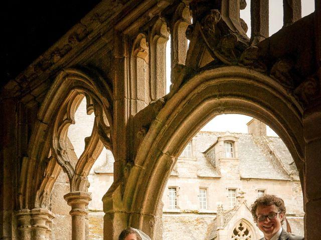 Le mariage de Victor et Isabelle à Tréguier, Côtes d'Armor 68